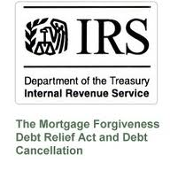 Mortgage Forgiveness Debt Relief Act